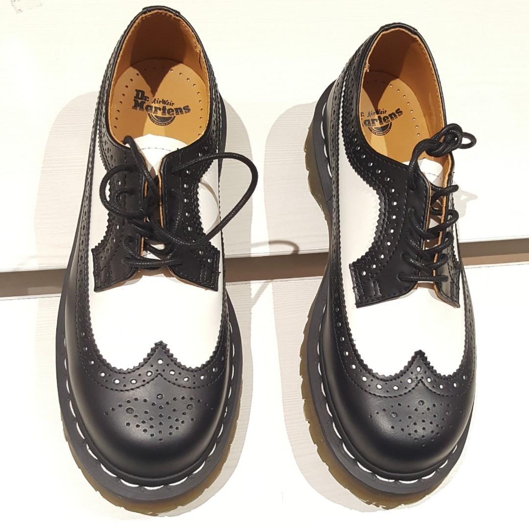 New - Dr. Martens Brogue Shoe Bex (For unisex)
