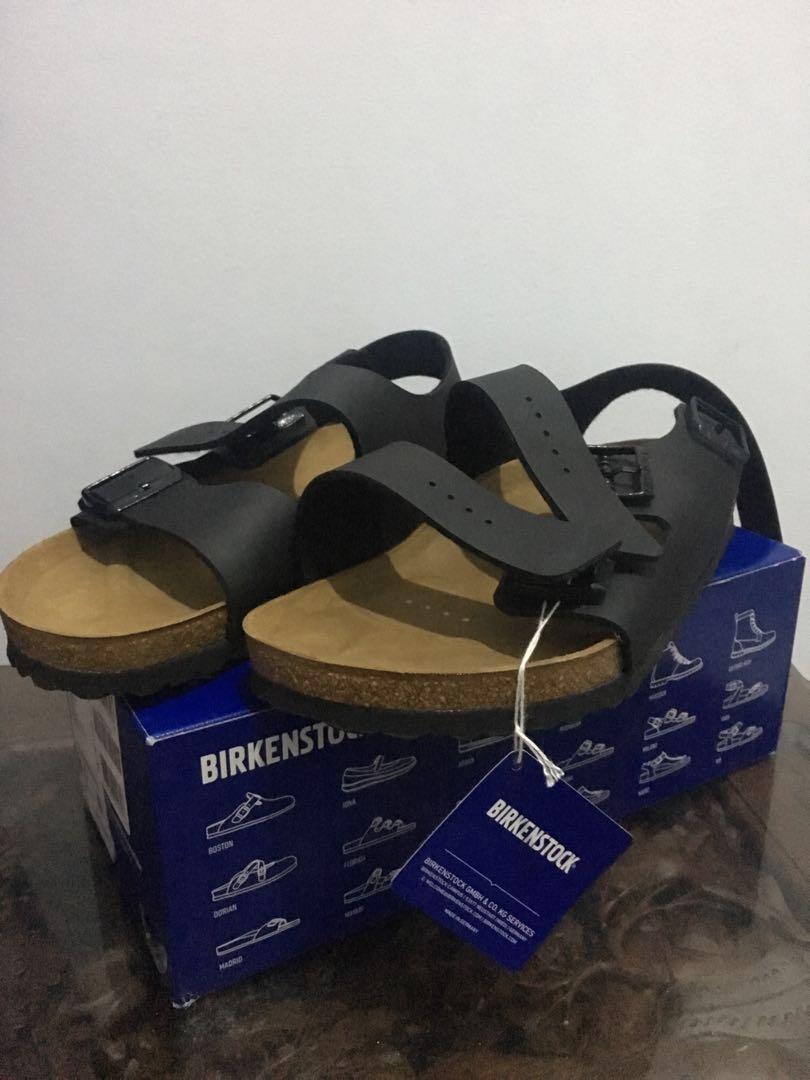 New Birkenstock Milano Birko size 42 Original
