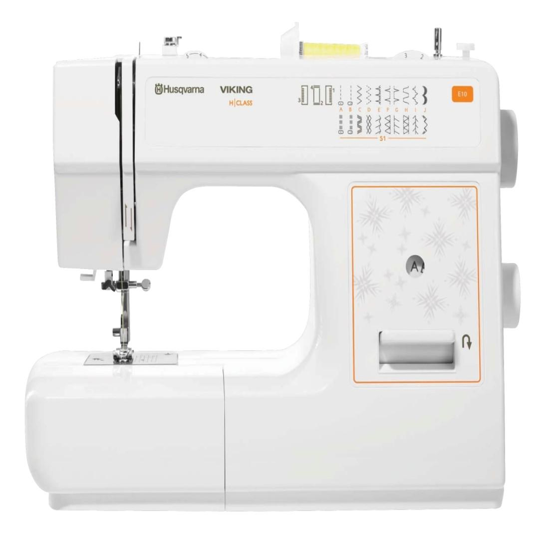 NEW Husqvarna Viking H Class E10 Sewing Machine