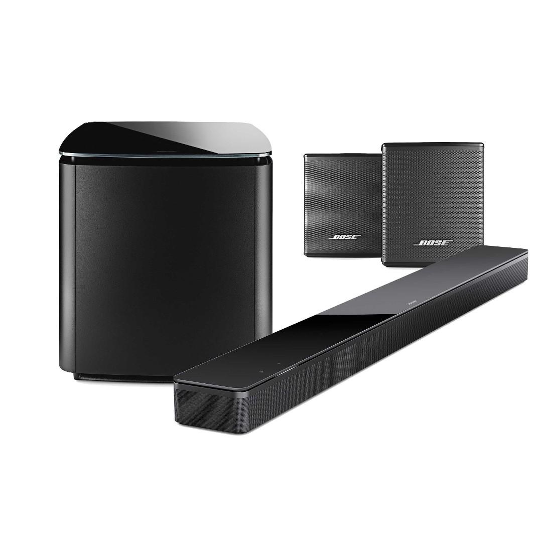 [New Ready Stock]Bose soundbar 700 combo set