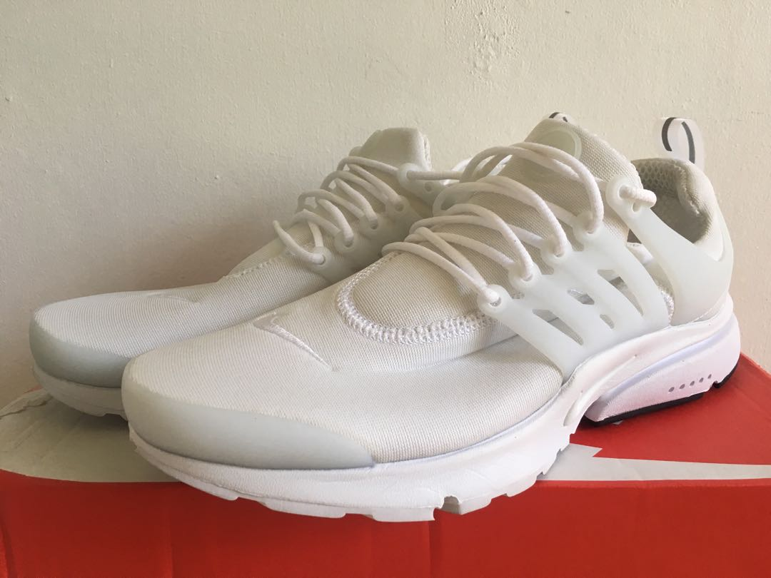 size 40 3fed1 1ec03 Nike Air Presto Essential Triple White not nmd ultraboost huarache jordan  airmax