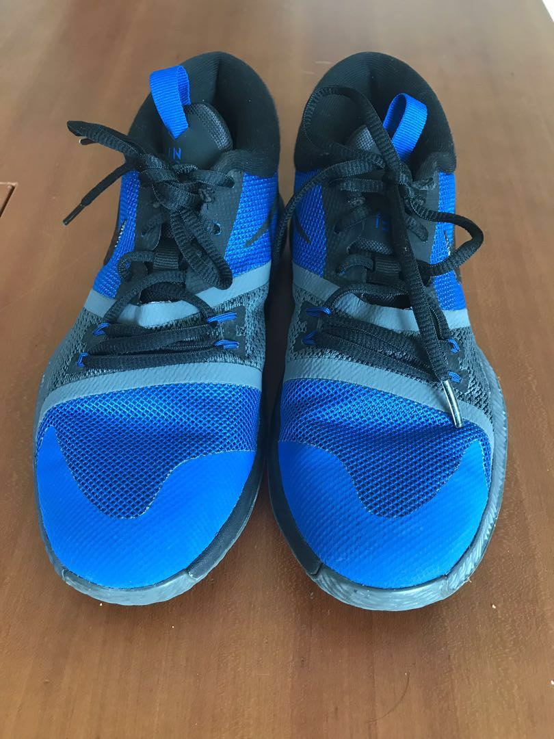 fd725e2a06e Nike Basketball Shoes Zoom Assersion