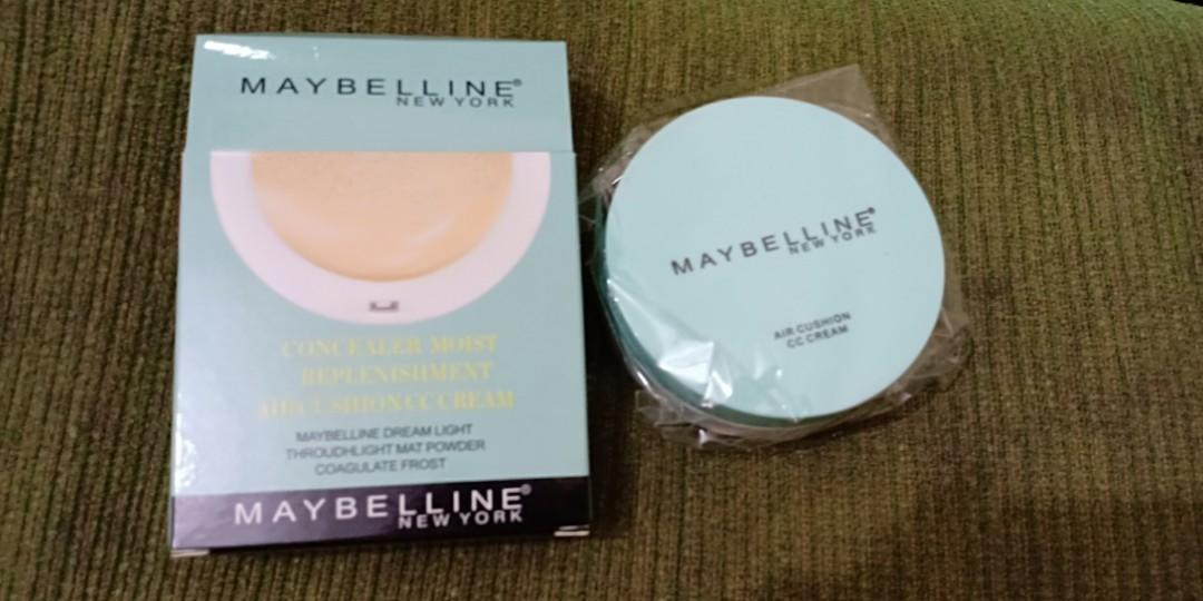 obral maybelline BB cushion