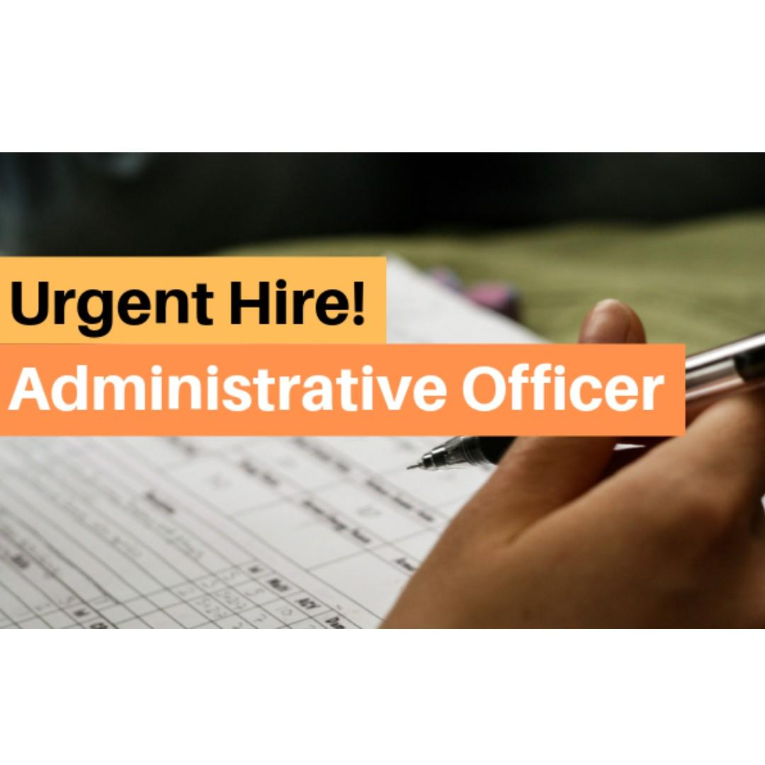 Officer, Administration