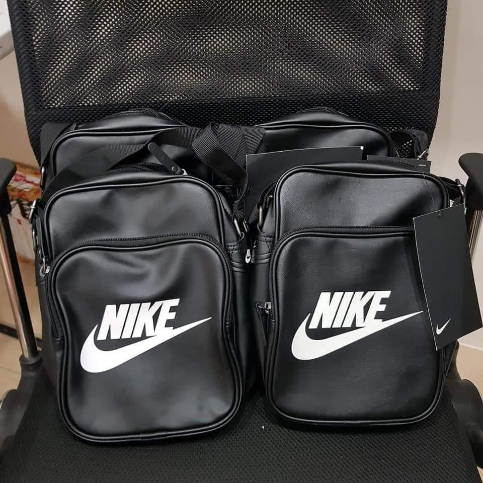 fb2fe36b6 Original Nike Heritage Sling Bag, Men's Fashion, Bags & Wallets, Sling Bags  on Carousell