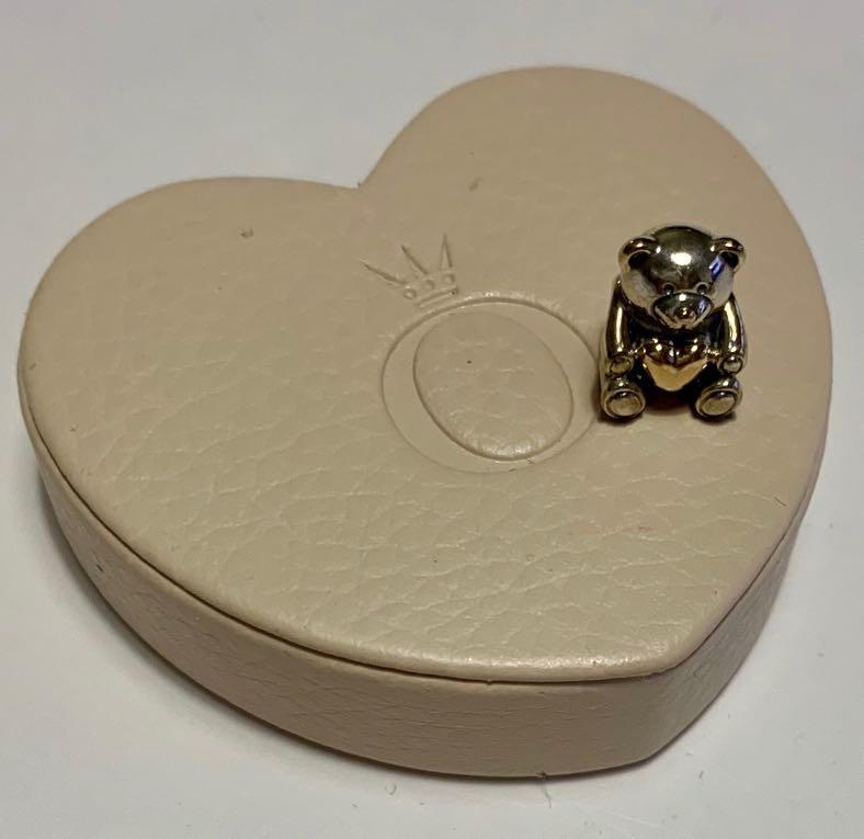 Pandora Limited Edition - Bear My Heart Charm