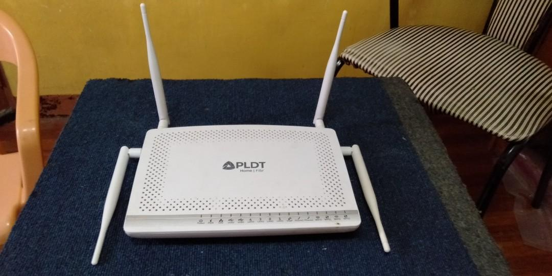 Pldt Home Fiber Modem Electronics Others On Carousell