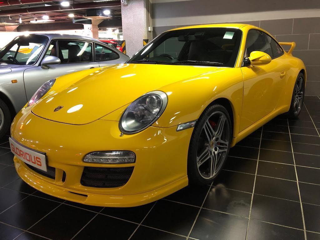 PORSCHE 911 Carrera S Coupe 2009