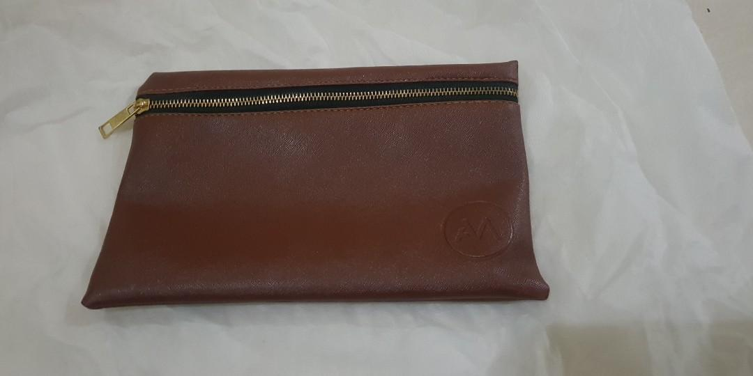Pouch for travel doc