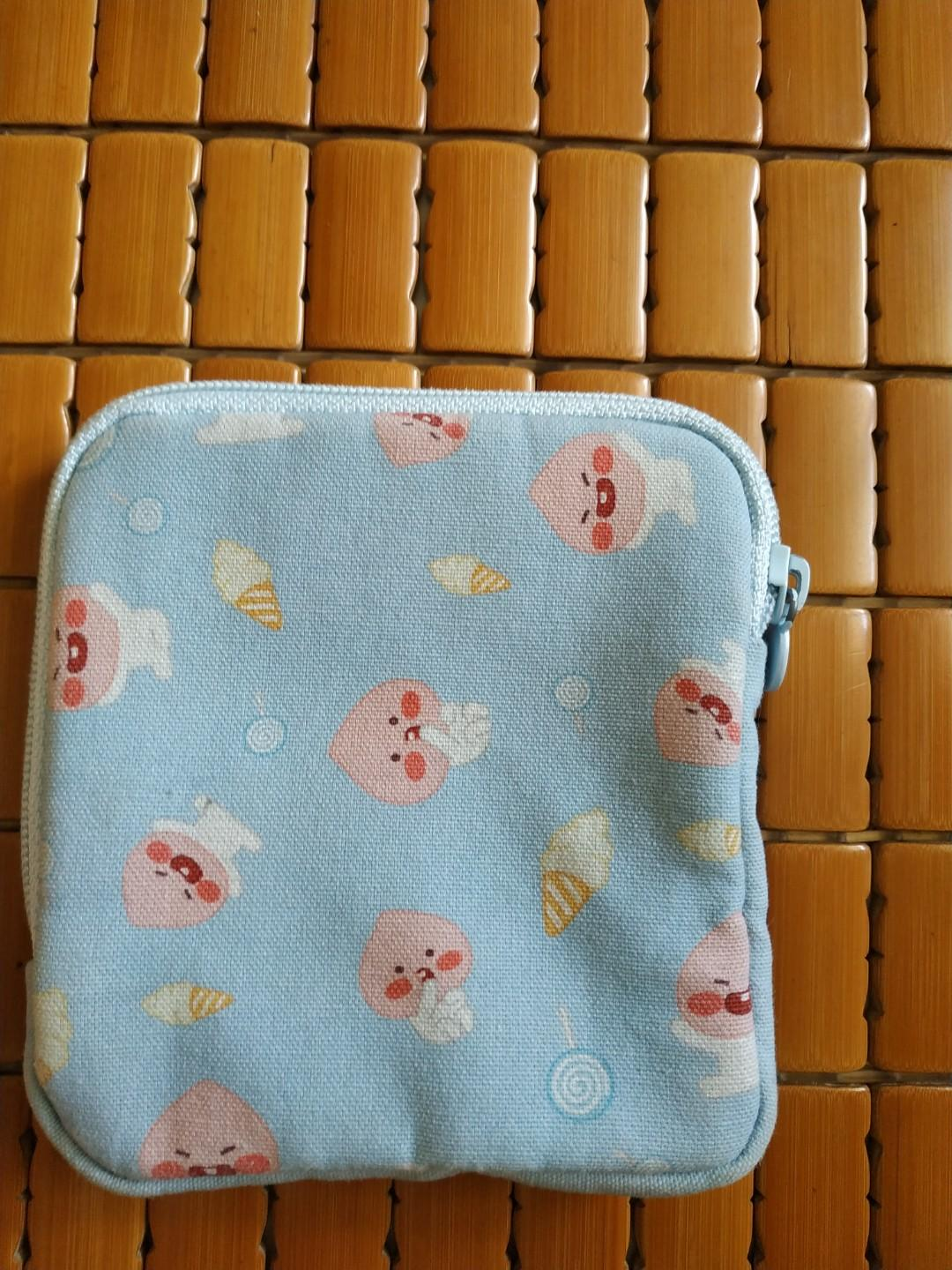 Pouch Kakao Little Friends  (apeach)