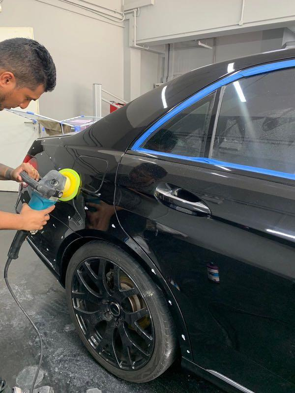 Professional Car Detailing & Grooming Packages From $300 Onwards!