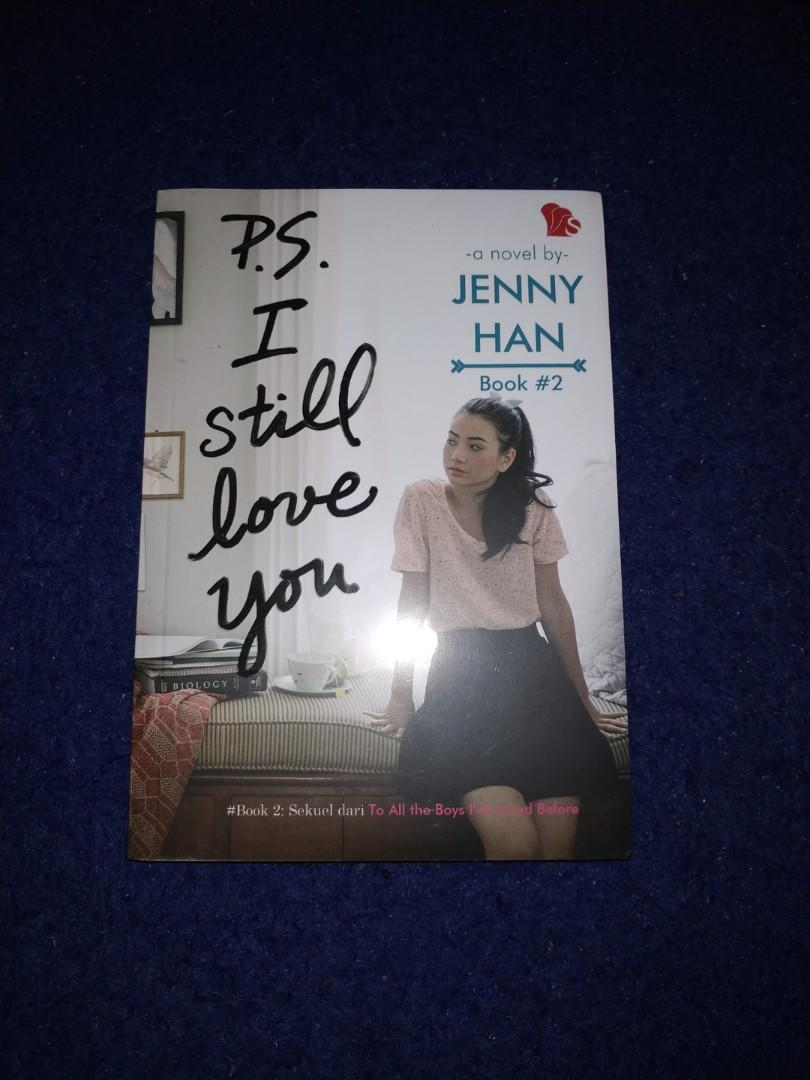 P.S. I STILL LOVE YOU #Book 2: Sekuel dari To All The Boys I've Loved Before