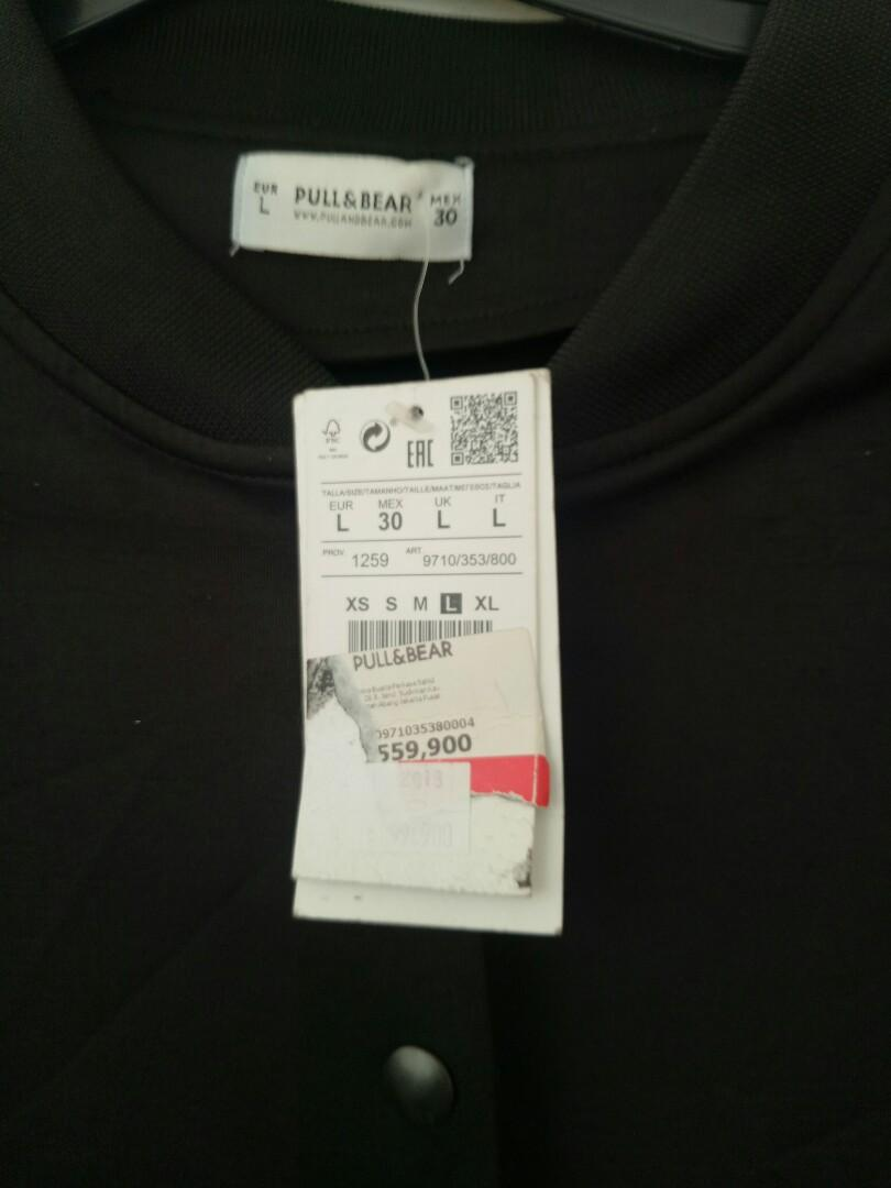 Pull and bear original with tag
