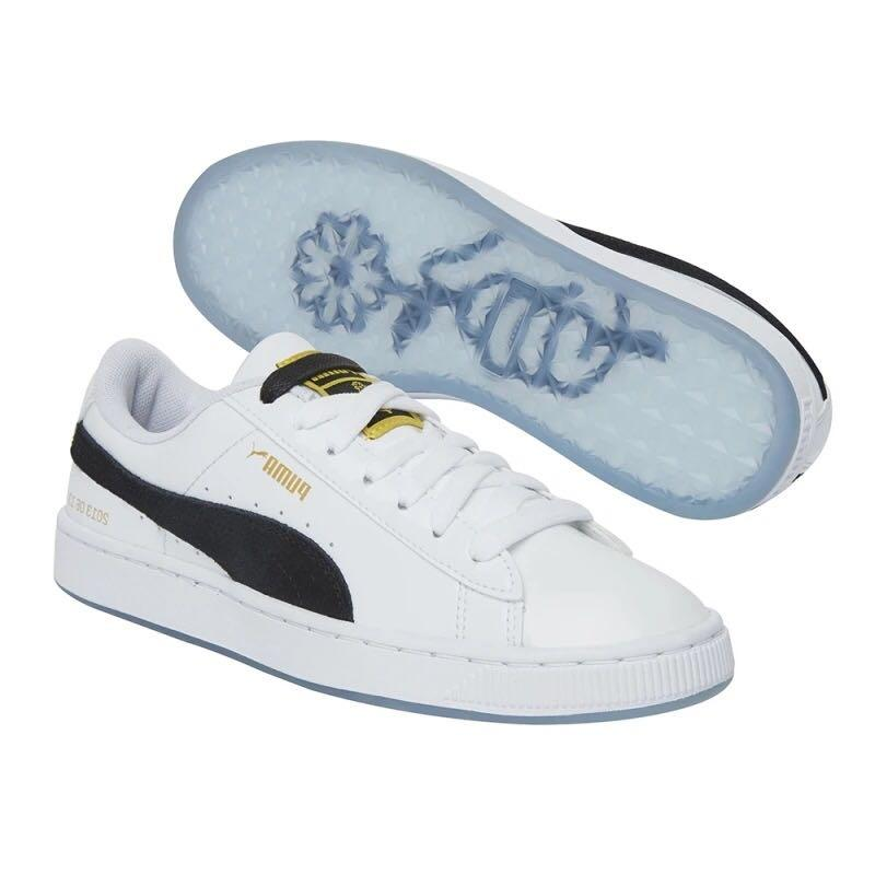 the latest 02075 34ef5 Puma × BTS Basket, Women's Fashion, Shoes, Sneakers on Carousell