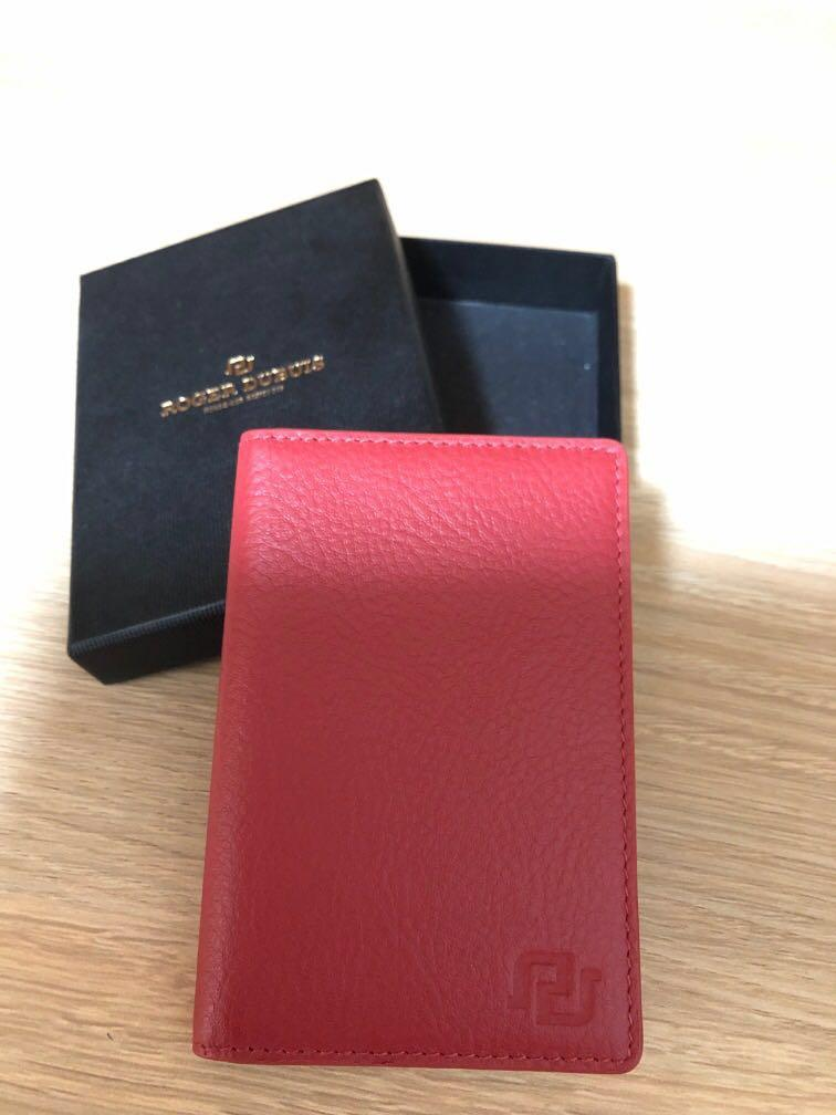 Roger Dubuis card holder