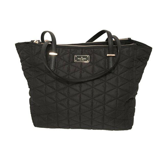 351a3ac8a6db Sales! Kate Spade Quilted Talya Nylon Tote Handbag Bag, Luxury, Bags &  Wallets, Handbags on Carousell