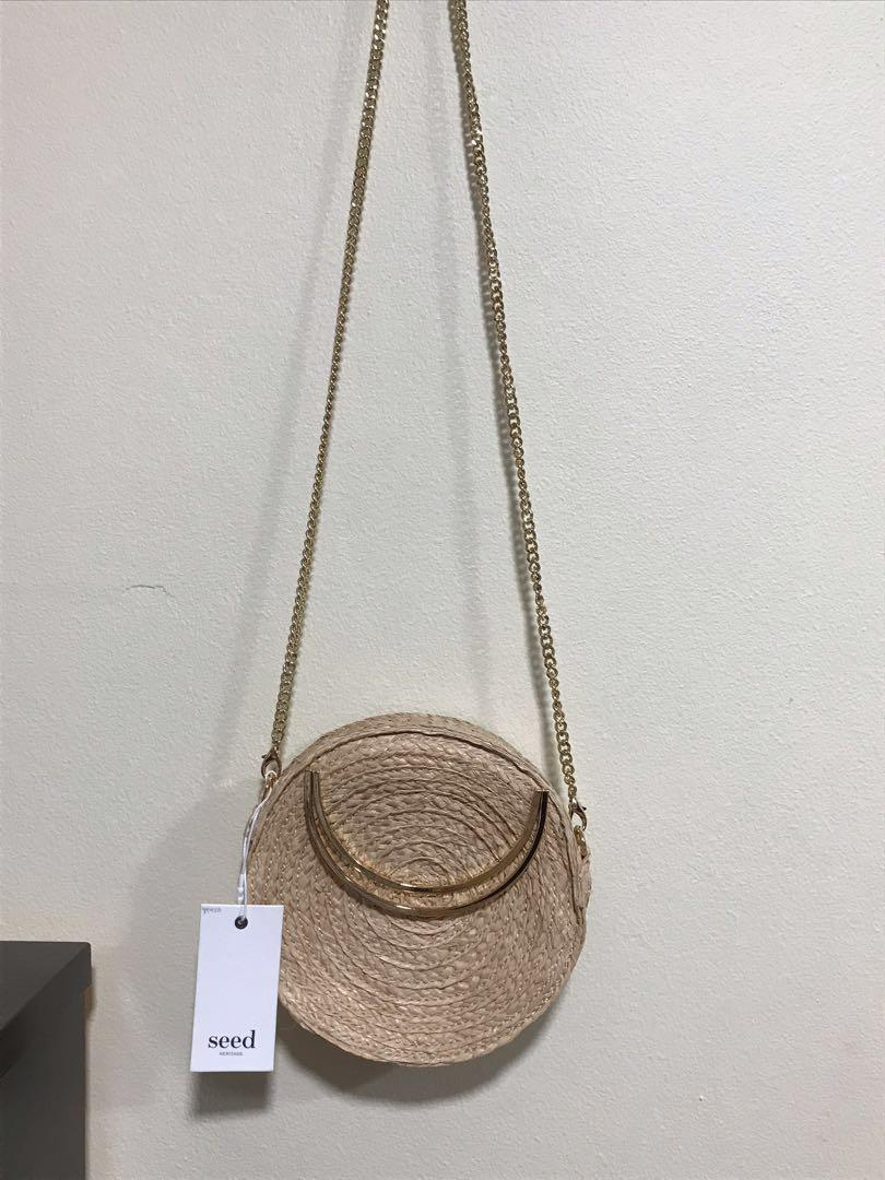 Seed Heritage Woven Bag