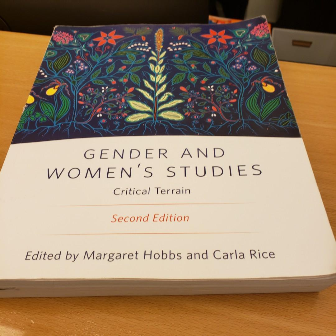 Selling a barely used Women and Gender Studies textbook