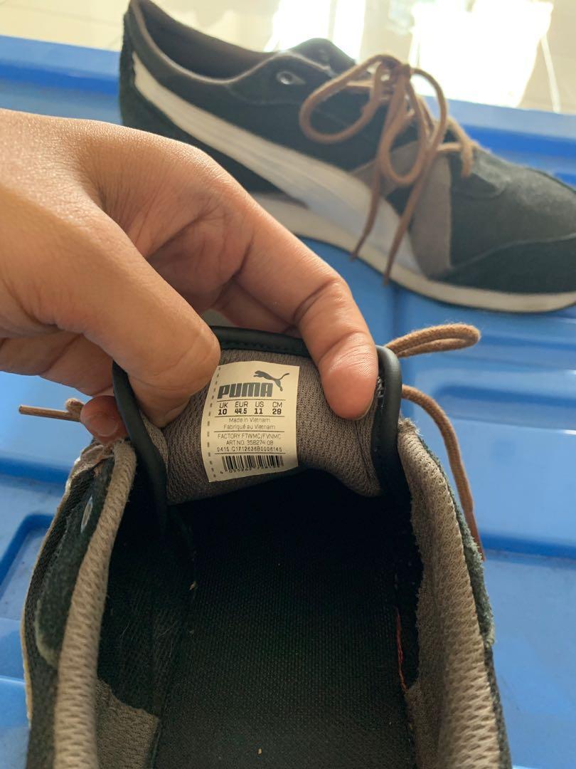 Sepatu PUMA ORIGINAL MULUS