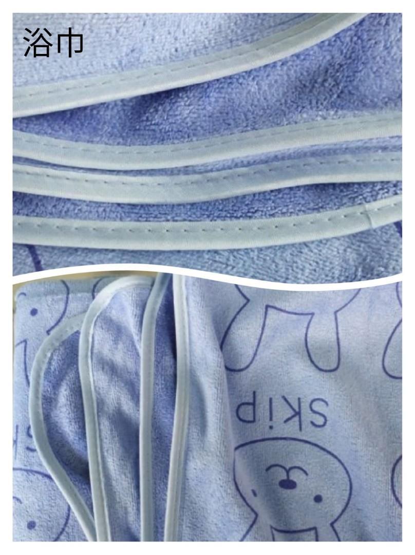 加厚款超細纖維超吸水兔子skip小毛巾 吸水小毛巾  嬰兒小毛巾  兔子小毛巾