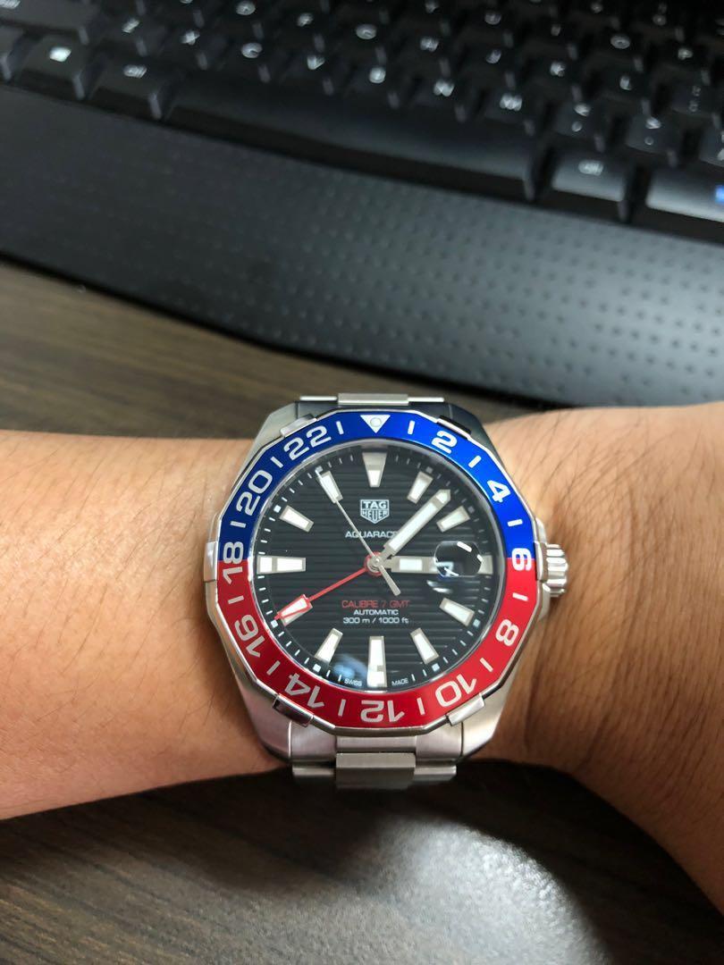 Tag Heuer Aquaracer GMT