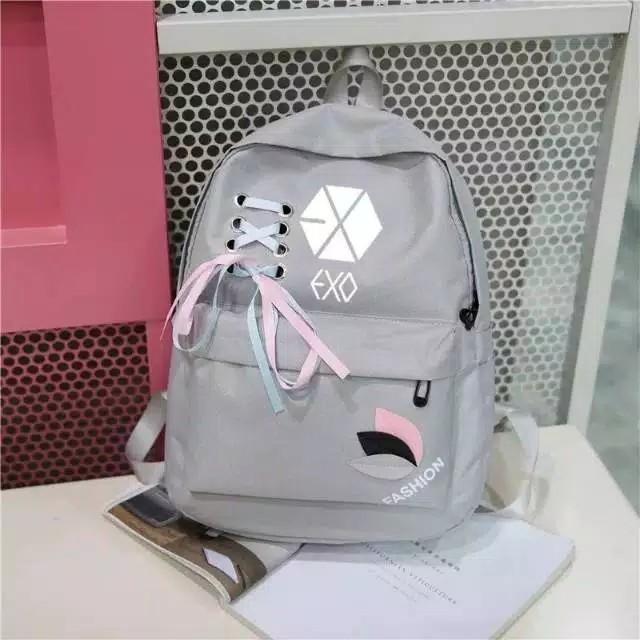 Tas Ransel EXO Korean Style