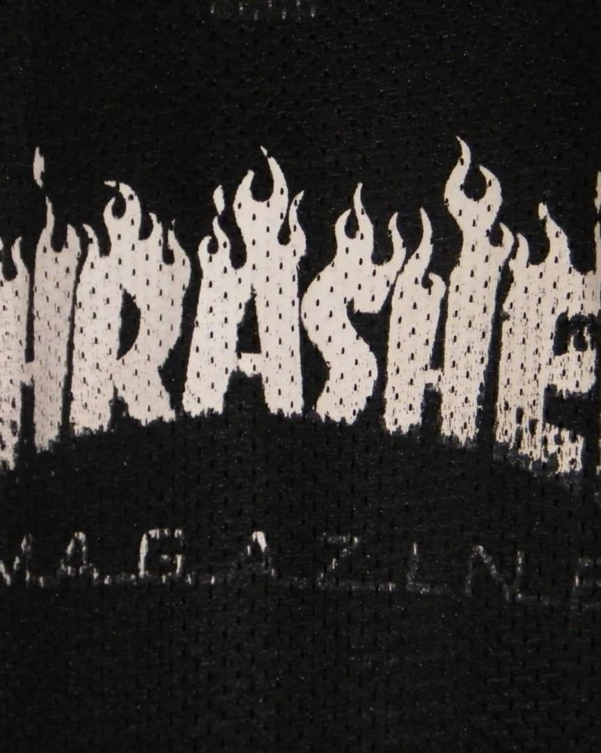 Tee jersey supreme x Thrasher