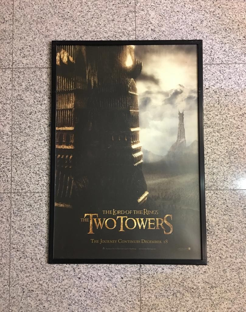 THE LORD OF THE RINGS - THE TWO TOWERS, Vintage