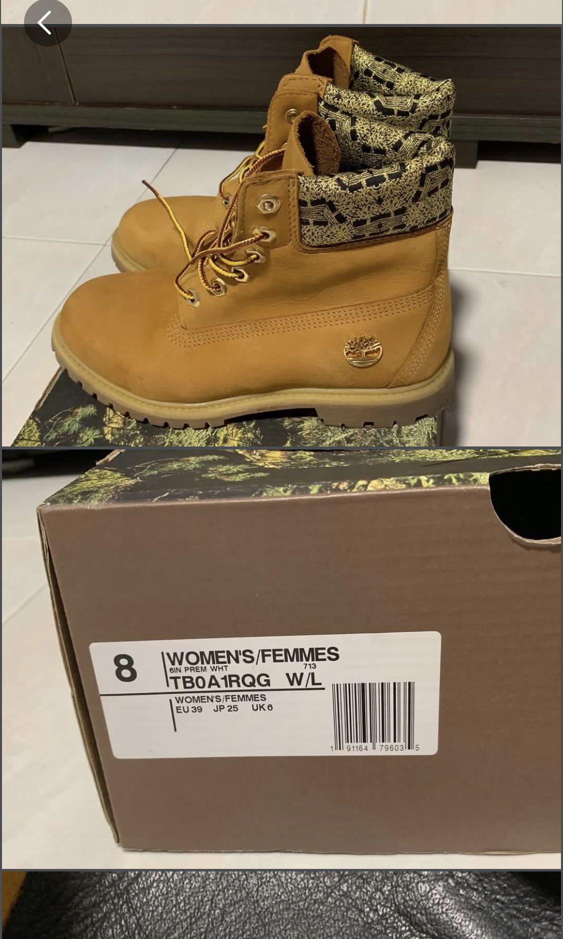 Timberland Women's Original Yellow Boots