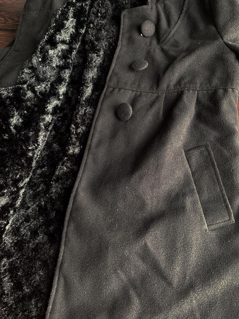 Winter Long Coat - Jaket tebal untuk cuaca dingin / salju