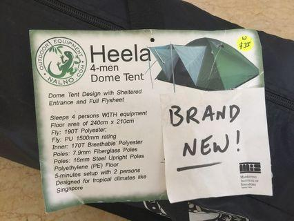 🚚 4-Men Dome Tent (NEW)