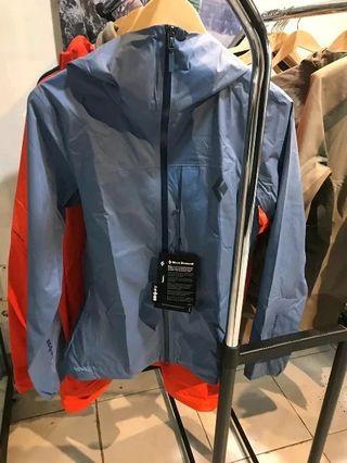Jaket gunung outdoor wanita Black Diamond soft shell ORIGINAL.