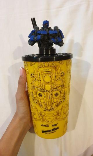 Transformers Movie Cup