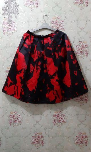 Rok black and red