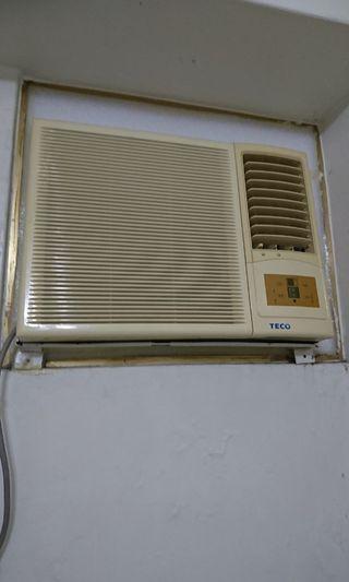 一噸窗型冷氣