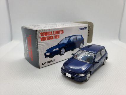 Tomytec Civic EG6 藍色