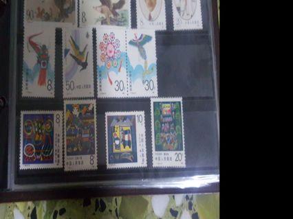 🚚 China Stamp