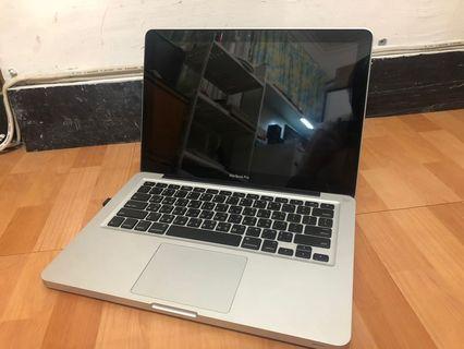 Apple MacBook PRO A1278 已改固態硬碟