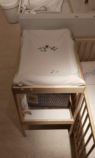 VADRA IKEA Sarung Alas Ganti Popok Bayi