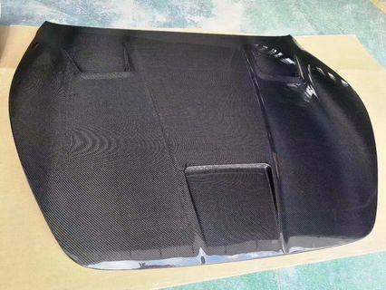 Maserati Grand Turismo/Cabrio carbon bonnet