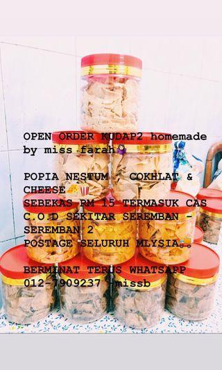 Popia cheese , nestum & cokhlat