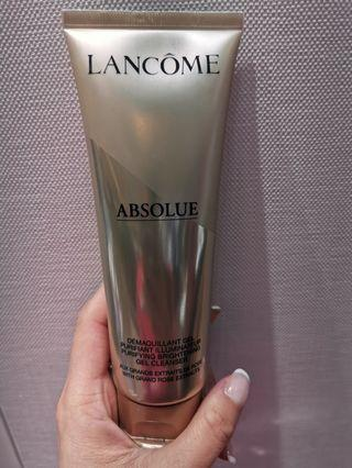 LANCOME ABSOLUE GEL CLEANSER
