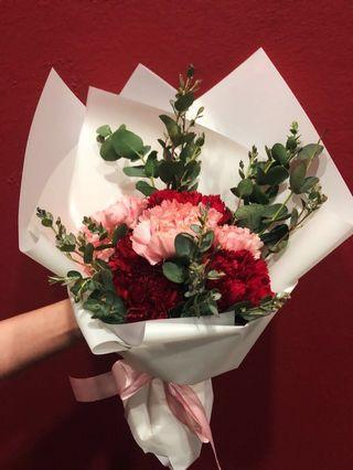 Stellar Fresh Bouquet Flowers | Mother's Day Bouquet | Birthday Bouquet | Valentines Day Bouquet | Graduation Bouquet