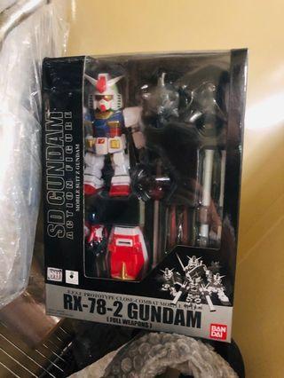 高達RX78-2玩具套裝