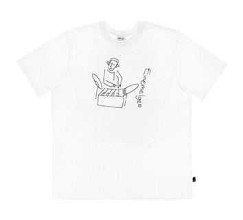 韓國 87mm t-shirt