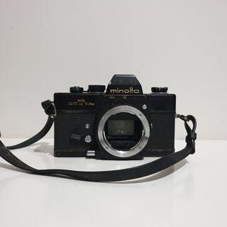 Minolta SRT 101b SLR film camera body only