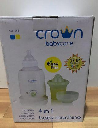 Crown Baby 4 in 1
