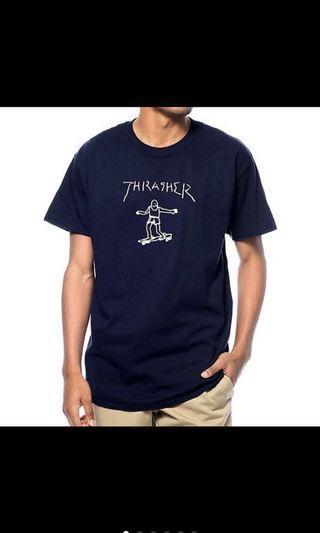 Thrasher 滑板小人 S號