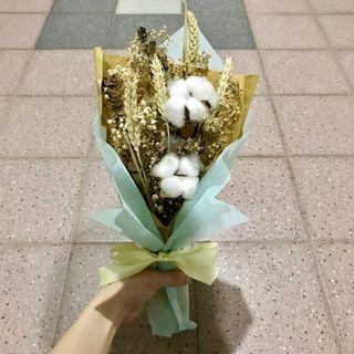 Cotton Flower Bouquet