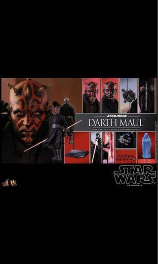 Hot toys star wars darth maul